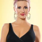Podprsenka Blackberry Cream Bra – Mitex