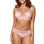 Podprsenka Semi-soft  AV 1752 POWDERY PINK