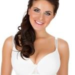 Dámská podprsenka Parfait 7416 Sophia 30 DD Bílá perla