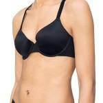 Podprsenka s kosticí QF4082E-001 černá – Calvin Klein