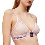 Podprsenka bez kostice QF5670E-5XV růžová – Calvin Klein