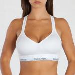 Calvin Klein Podprsenka Bralette Lift White