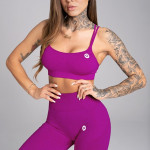 Gym Glamour Podprsenka Seamless Flash