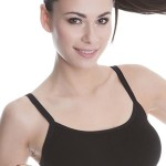 Fitness top Funky black