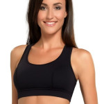 Fitness top Hana IV black