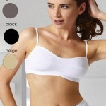 Fitness top Stella white