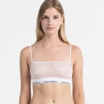 Podprsenka nevyztužená QF4691E-2NT růžová – Calvin Klein