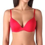 Podprsenka push up F3495E Calvin Klein