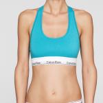 Podprsenka sportovní Bralette Modern Cotton F3785E – Calvin Klein