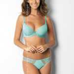 Push-up podprsenka Kinga PU-384 Aquamarine II