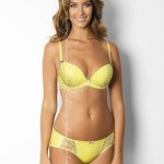 Push-up podprsenka Kinga PU 385 Limonetta IV
