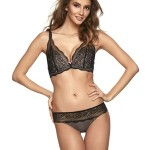 Push-up podprsenka Kinga PU-631 Blanche II
