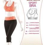 Sportovní podprsenka – TOP – GATTA BODYWEAR