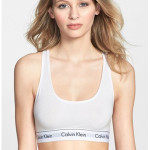 Top F3785E – bílá – Calvin Klein